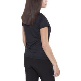 Maier Sports Waltraud Camiseta manga corta Mujer, negro